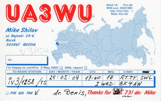 UA3WU