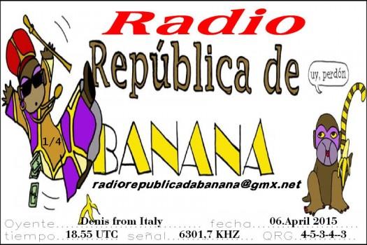 Radio Republica da Banana-1