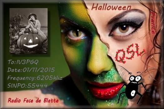 Halloween IV3PGQ.2015
