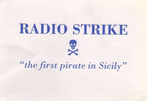 Radio-strike