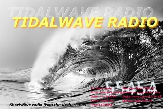 Scotland DX Blog: QSL From Radio Waves International