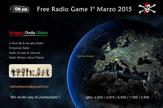 Free Radio Game