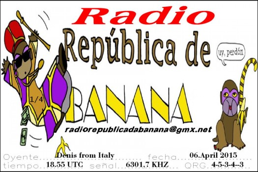Radio Republica da Banana-1