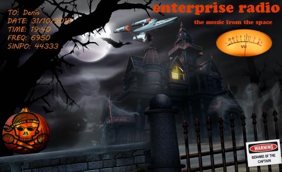 Denisqsl Enterprise halloween 2015