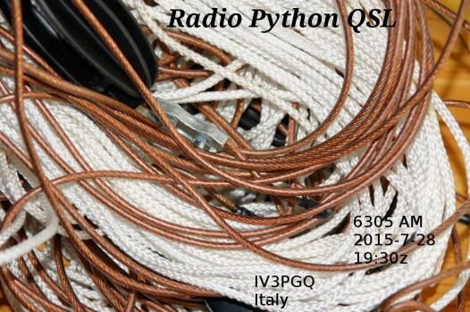 Python-qsl